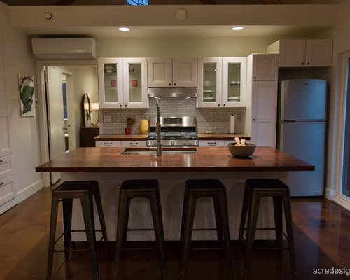 Farmhouse Kansas City Kitchen Design Ideas & Remodel