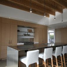 Modern Kitchen by The Brown Studio