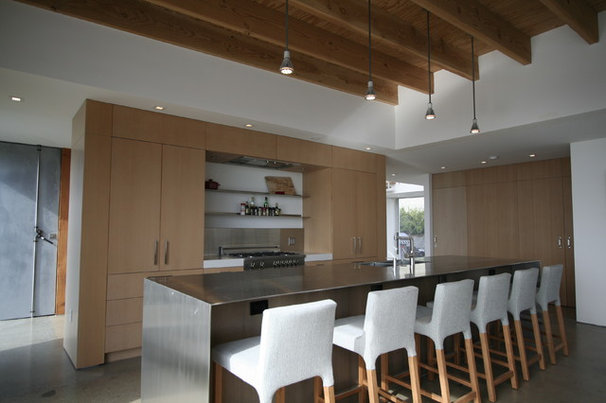 Modern Kitchen by The Brown Studio