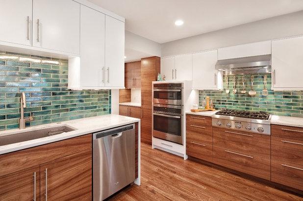 Modern Kitchen by Orion Design, Inc.