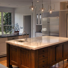 Traditional Kitchen by Marcus DiPietro, Architect