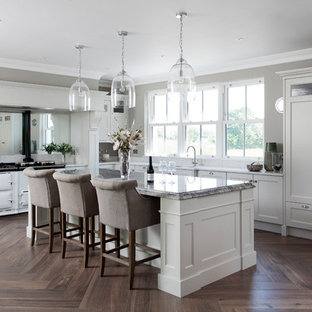 Modern Classic Painted Kitchen