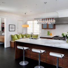 modern kitchen by Sullivan Design Studio