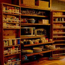 Farmhouse Kitchen by Edmund Terrence, LLC
