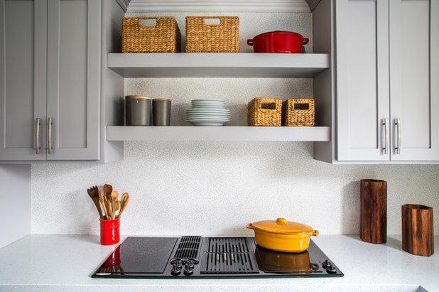 Modern Kitchen by Joy Street Design