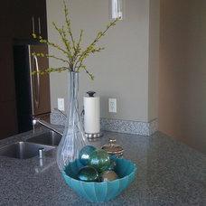 Modern Kitchen by Darci Goodman Design