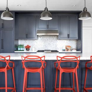 Modern Condo Design: Kitchen