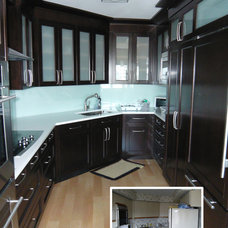 Modern Kitchen by Atlantic Construction Consulting