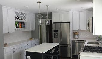 Modern/Contemporary Black & White Kitchen