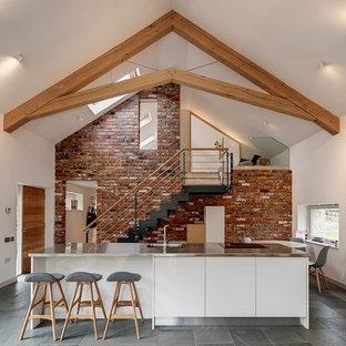 Modern Contemporary Timber House Design - West Yard Farm