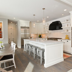 contemporary kitchen by REFINED LLC