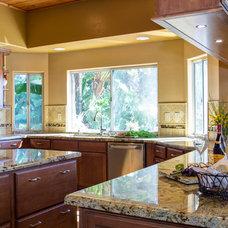 Traditional Kitchen by Miramar Kitchen and Bath
