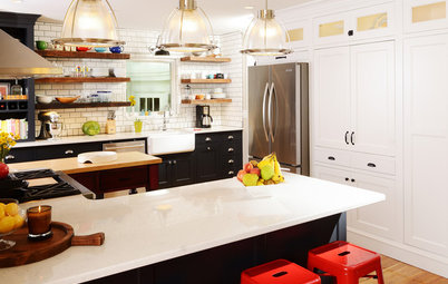 Kitchen of the Week: High Function and a Little Secret in Missouri