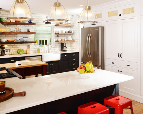 Modern Farmhouse Kitchen Design modern farmhouse kitchen | houzz