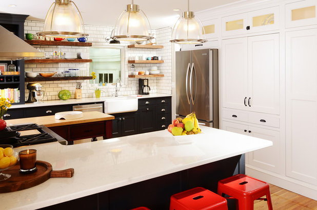 Farmhouse Kitchen by Nathan Taylor for Obelisk Home