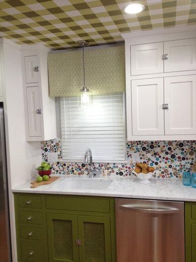 country kitchen by kelli kaufer designs 15 alternative splashbacks to give your kitchen some wow  rh   houzz co uk