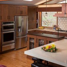 Craftsman Kitchen by Giorgi Kitchens & Designs