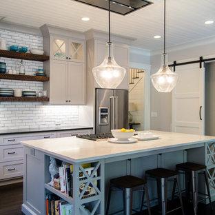 Gray And White Kitchens Houzz