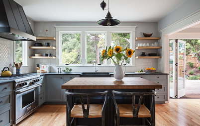 Houzz Tour: Architectural Details Revive a 1914 Craftsman
