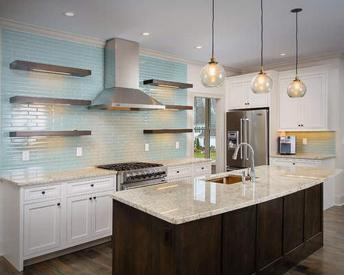 Bridgeport Kitchen Design Ideas Renovations Photos With Beaded Inset Cabinets