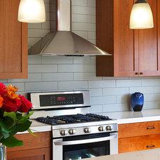 Craftsman Kitchen by 361 Architecture + Design Collaborative