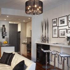 Contemporary Kitchen by Decorum Interiors