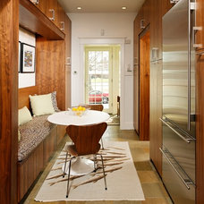 Contemporary Kitchen by Erin Hoopes