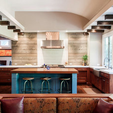 Transitional Kitchen by Imperial Woodworking, LLC