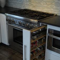 Modern Kitchen by Sterling Renovations