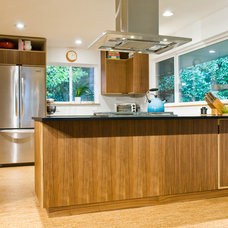 Modern Kitchen by Beech Tree Woodworks