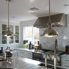 Contemporary Kitchen by Toni Sabatino