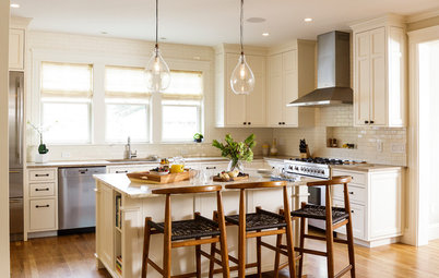Kitchen of the Week: A Better Design for Modern Living in Rhode Island