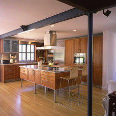 Farmhouse Kitchen by MAD Architecture