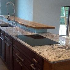 Contemporary Kitchen by Martin Building Development, Inc.