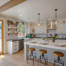 Kitchen: L Shape with Island