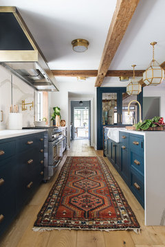 Manufacturers Of Kitchen Cabinets With Factory Baked Finishes In Blue