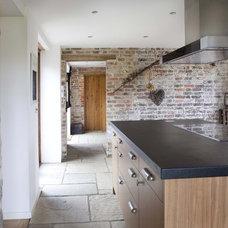 Farmhouse Kitchen by Adrienne Chinn Design