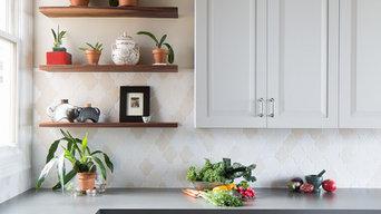 Modern Farmhouse Kitchen Design | Kimball Starr