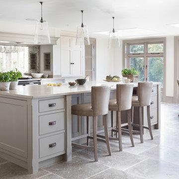 Modern Farmhouse Kitchen, East Sussex