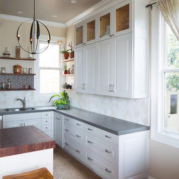 Modern Farmhouse Kitchen Remodel | Kimball Starr Interior Design