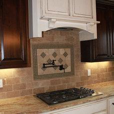 Mediterranean Kitchen by Homes of Distinction, Inc.