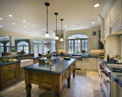 Modern Country Kitchen Home Design Ideas Pictures Remodel And Decor