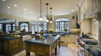 Modern French Country Kitchen - Far Hills NJ