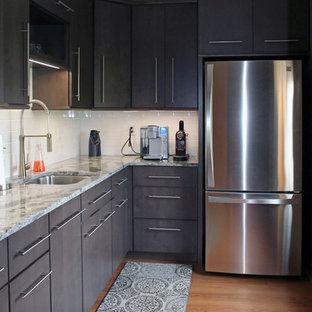 Модели кухонных гарнитуров угловых фото