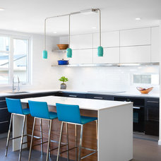 Contemporary Kitchen by Marken Design + Consulting