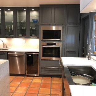 Modern Hacienda style kitchen