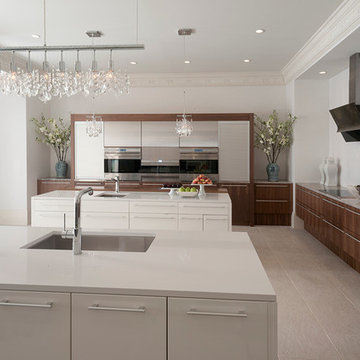 Modern History Kitchen