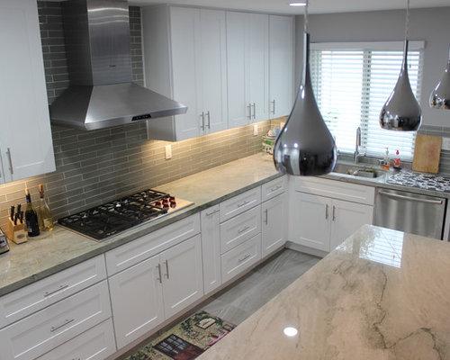 Modern Los Angeles Kitchen Design Ideas Remodel Pictures Houzz