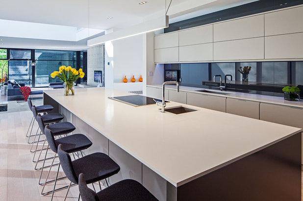 Salpicaderos de cocina los mejores materiales para la pared - Tapar azulejos cocina ...