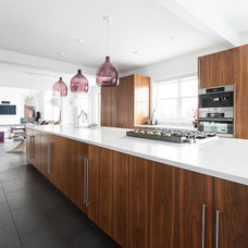 contemporary kitchen by Becki Peckham
